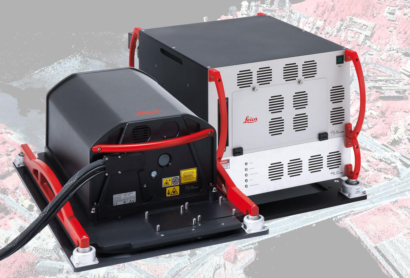 LiDAR ALS80-HP