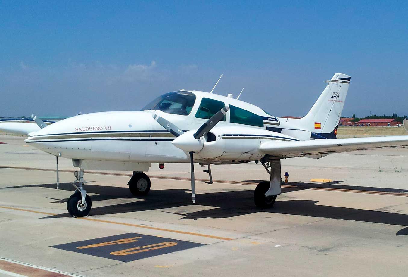 Cessna 310 R